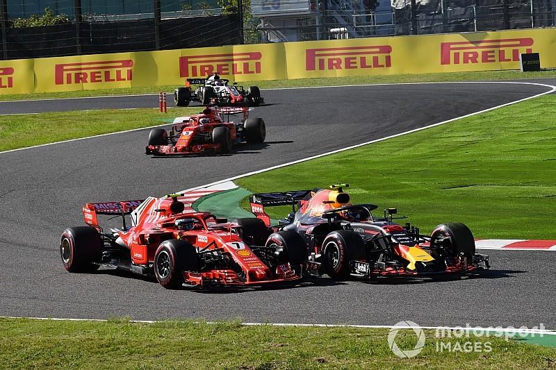 Verstappen quiere que la F1