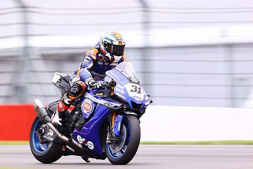 Gerloff blijft ondanks MotoGP-geruchten bij Yamaha in WSBK