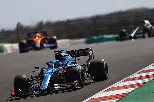 """Alonso: """"Anger"""" over qualifying led to Portimao charge"""