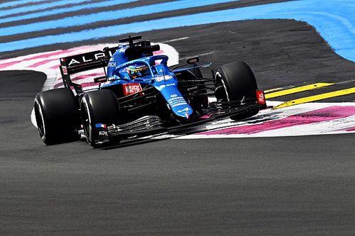 Canlı anlatım: Fransa GP sıralama turları