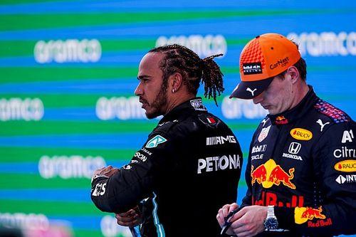 """ハミルトン、F1スペインGPで""""ライバル""""フェルスタッペンについて「多くを学んだ」"""