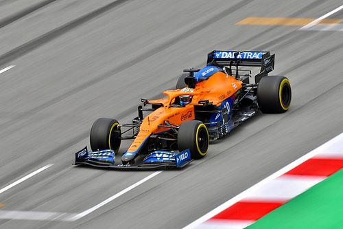 """A McLaren 2021-es autója """"még nem készült el teljesen"""""""