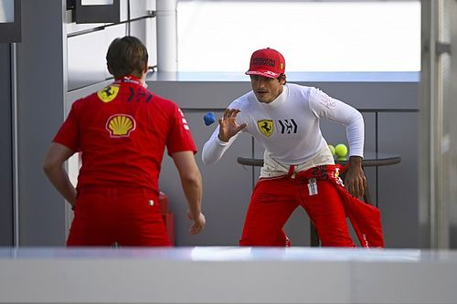 """Sainz: """"Confío en que la F1 tenga una clasificación en Sochi"""""""