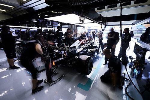 Mercedes Tidak Tampik Lewis Hamilton Bisa Dipenalti Lagi