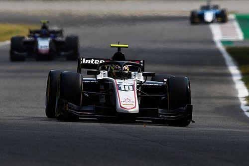 فورمولا 2: بورشير يحرز فوزه الثاني هذا الموسم في سباق مونزا القصير الدرامي