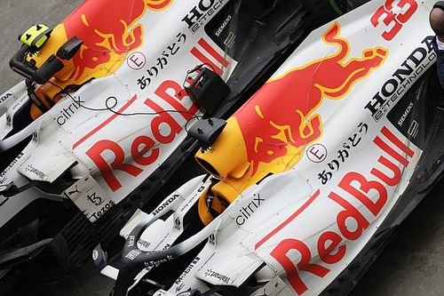 """Red Bull over prioriteiten: """"Balanceren tussen 2021 en 2022"""""""