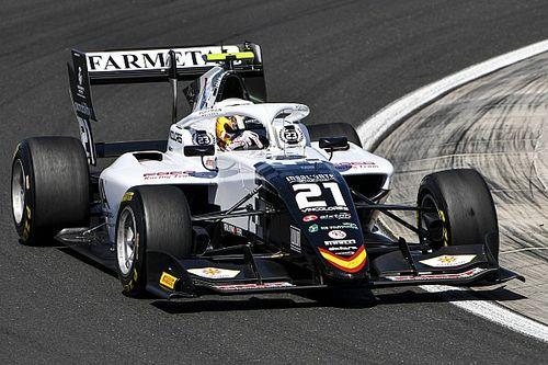 F3, Ungheria: Lorenzo Colombo rompe il ghiaccio in Gara 1