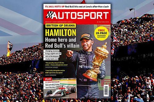 Magazine: F1 British GP review, Verstappen-Hamilton crash fallout