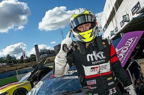 GT Sprint Race: Pedro Ferro lidera na PROAM após dois pódios em Cascavel