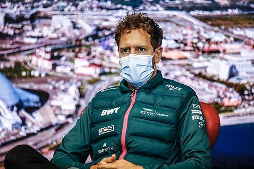 Vettel: Seguir con Aston Martin nunca estuvo en duda