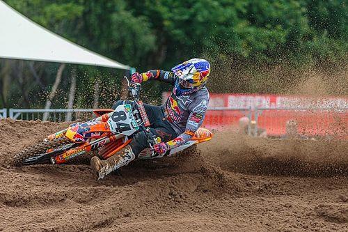 Hasil Race 1 MXGP Belgia: Pulih Cedera, Herlings Raih Kemenangan