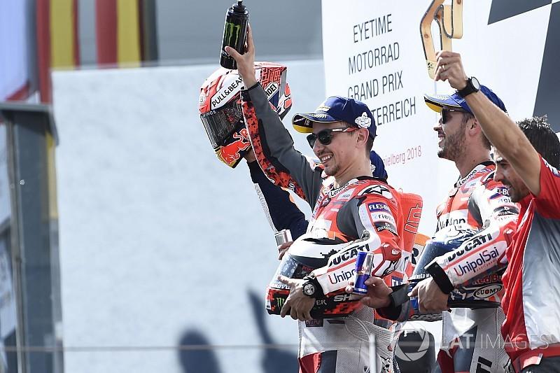 Ducati: Lorenzo, Honda'da kaybedecek