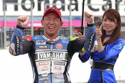 JSB1000もてぎ決勝:中須賀克行が怪我を乗り越え、逆転で今季7勝目