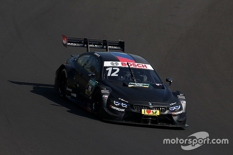 Zanardi logs nearly 300 laps in BMW DTM test