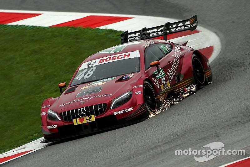 Edoardo Mortara prêt pour sa dernière en DTM
