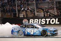 NASCAR Bristol: Sieg für Harvick - Playoff-Feld um vier Fahrer reduziert