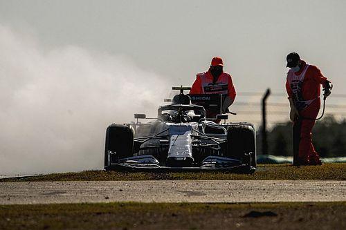 Гасли получил новый болид для Гран При Португалии