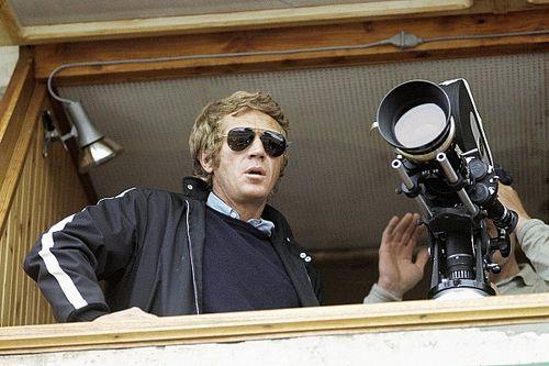 A 40 años de su muerte, recordamos al Steve McQueen piloto