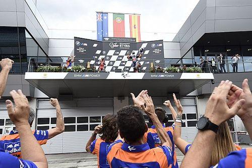 Más de media parrilla de MotoGP ya ha subido al podio en 2020