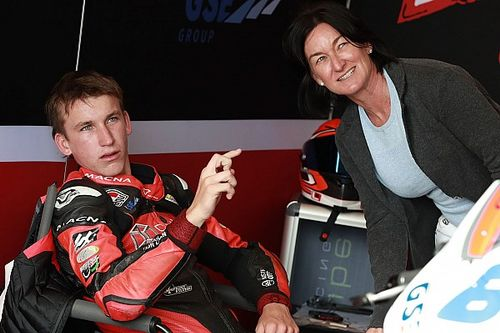 Ducati interested in working with Bayliss's son Oli