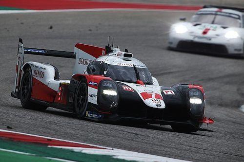 El Toyota de López será tres segundos y medio más lento en Spa