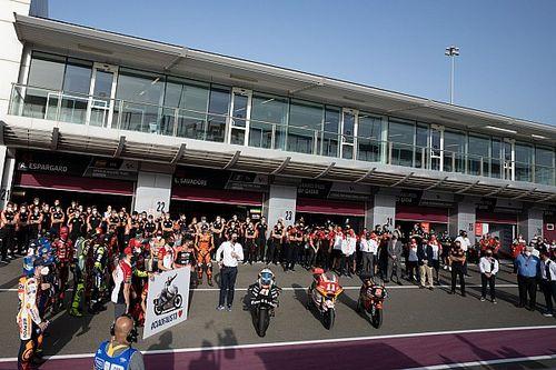 Formula 1 dan MotoGP Kenang Fausto Gresini