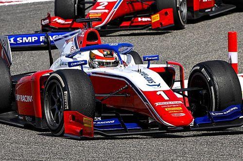 Шварцман стал предпоследним в первый день тестов Ф2 в Барселоне