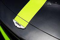 Aston Martin sponsorların ilgi odağı oldu