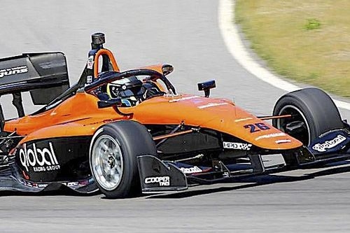 Barber Indy Lights: Lundqvist dominates Race 1