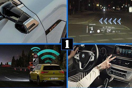 10 innovaciones que en un futuro estarán en todos los coches nuevos