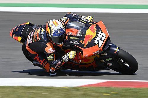 Moto2 - Portugal: Raúl Fernandez estrena su palmarés a la tercera; podio de Canet