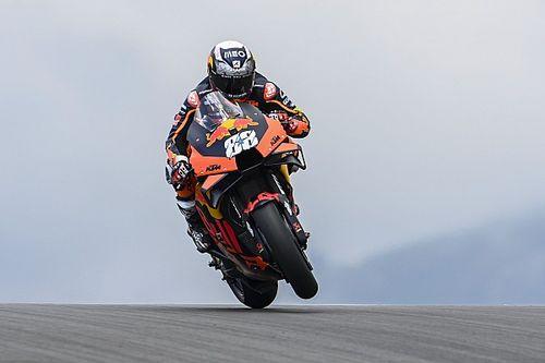 "KTM unhappy with Portugal MotoGP tyre ""handicap"""