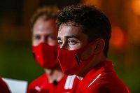 Leclerc promete aprender com erro cometido no fim do do GP da Turquia