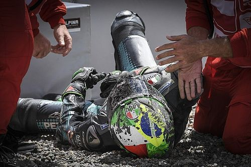 "Morbidelli: ""Someone needs to pay"" for MotoGP horror crash"
