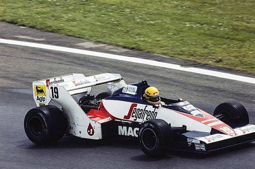 El día que Senna ni siquiera pudo clasificarse para un gran premio