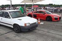 730 lóerős Opel Kadett indult harcba az előző évtized Audijai, BMW-i ellen