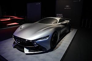 GRAN TURISMO LİGİ Son dakika Gran Turismo tutkunlarına özel Infiniti Concept Vision GT