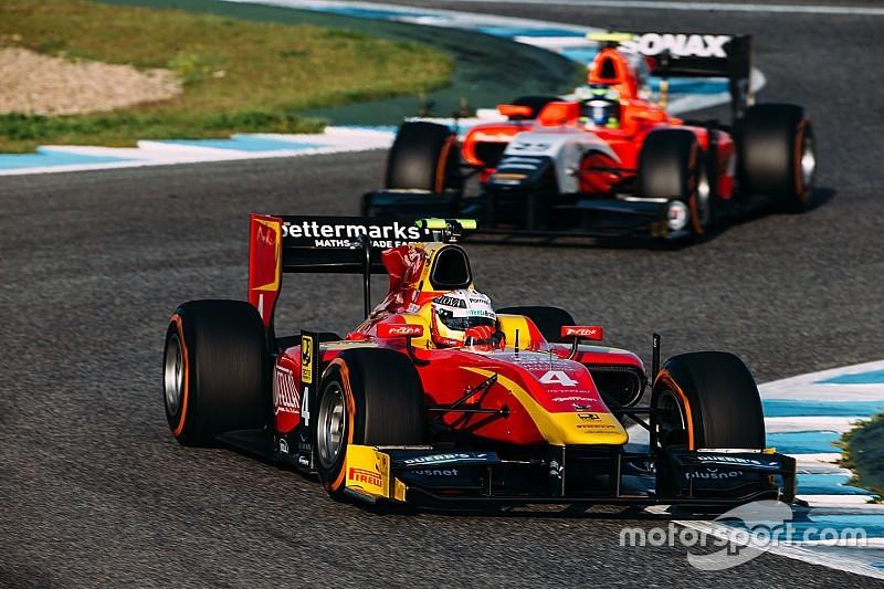 В календарь GP2 добавлен этап в Хересе