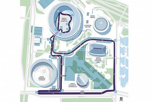 Формула Е согласовала новые даты этапа в Корее