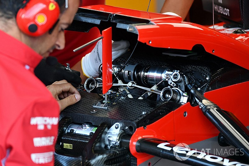 Belgian GP: Fresh F1 tech updates, direct from the garages