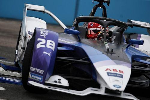 London E-Prix: Gunther leads BMW Andretti 1-2 in FP2