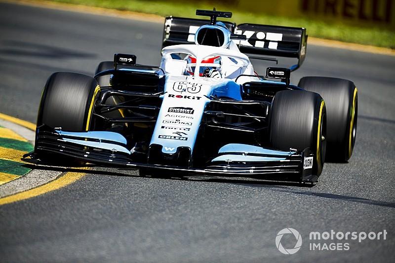 A Williams újoncát sokkolná, ha nem az utolsó helyen végeznének szombaton Ausztráliában