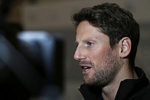 Grosjean admet avoir trop profité de la règle sur le poids des pilotes