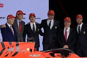 Novo chefe da Ferrari quer trazer alegria