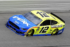 Daytona 500: Ryan Blaney beats Byron for Stage 2 win