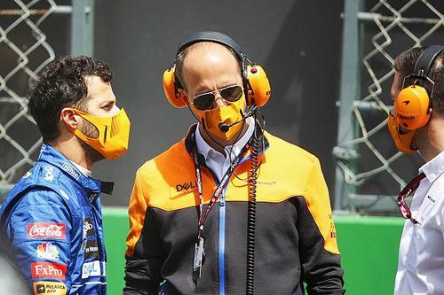 McLaren: csak idő kérdése, mikor látjuk újra az igazi Ricciardót