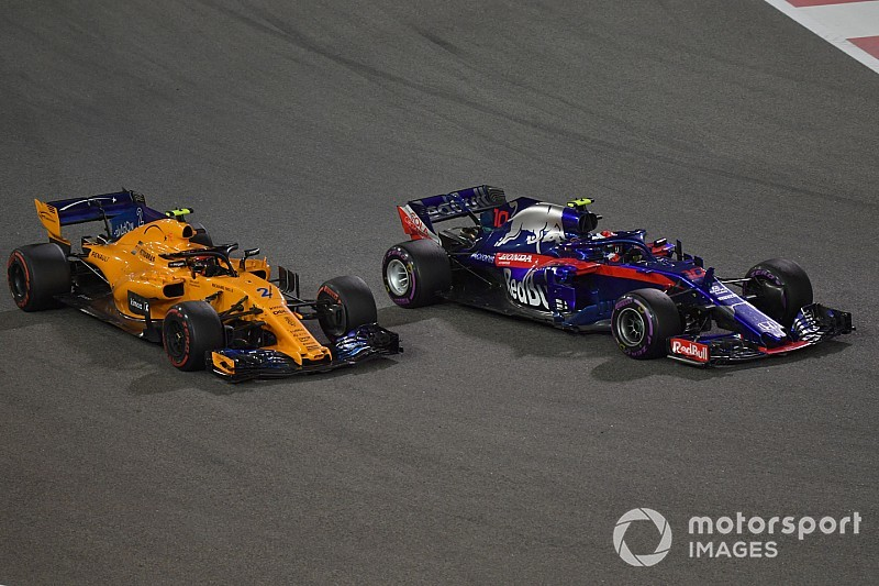 McLaren озвучила ключові фактори провалу у 2018-му