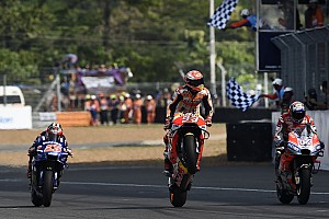 La Thaïlande, meilleur Grand Prix de la saison 2018