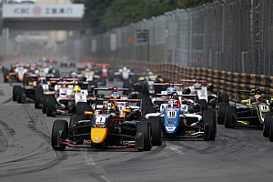 Macao duda sobre usar los nuevos F3 tras el accidente de Floersch