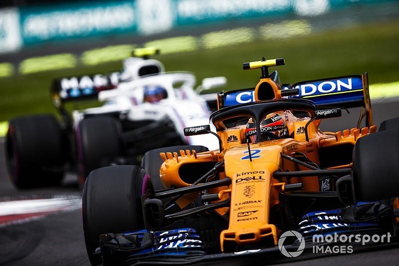 Работа Вандорна с шинами в Мексике впечатлила McLaren